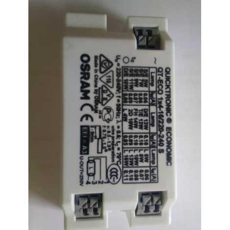 Ballast électronique 2x60w / 1x120w